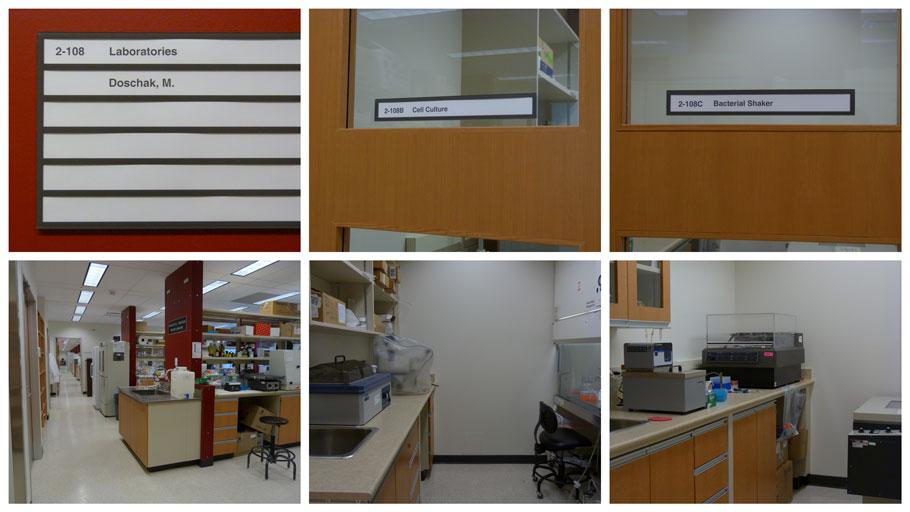 Porl Lab Room